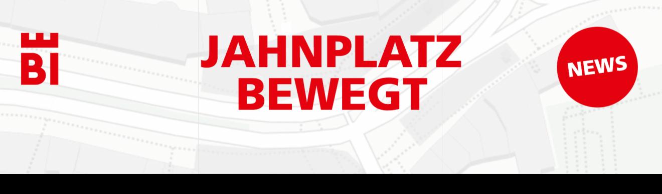 Jahnplatz bewegt