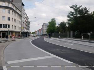 Öffnung Friedrich-Verleger-Straße (1)