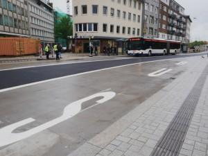 Öffnung Friedrich-Verleger-Straße (2)