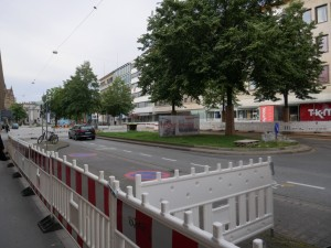Baufeld Niederwall (2)
