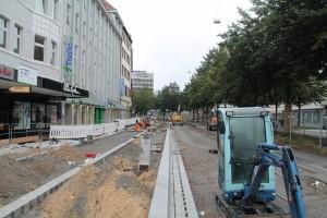 Baufortschritt Oberntorwall (1)