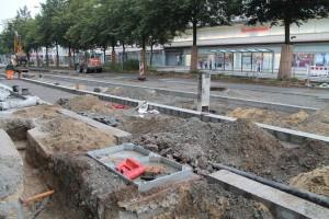 Baufortschritt Oberntorwall (2)