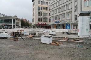 Baufortschritt zentrale Platzfläche (3)