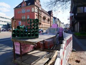 Baumaßnahme Herforder Straße (1)