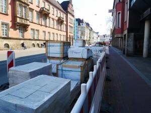 Baumaßnahme Herforder Straße (2)