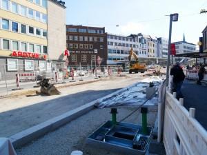 Baumaßnahme Herforder Straße (8)