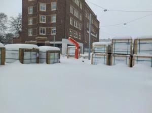 Extreme Witterungsbedingungen auf dem Jahnplatz (3)