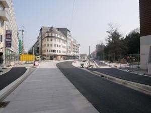 Fahrbahn F-V-Straße (2)