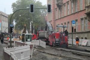 Fräsarbeiten Friedrich-Ebert-Straße (1)