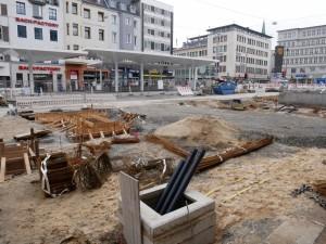 Fundamentarbeiten (1)