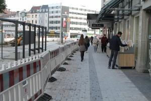 Gehweg Oberntorwall (2)