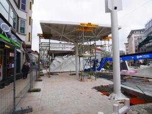 Haltestellendächer vor Café Europa Riemeier (4)