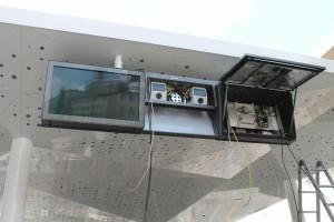 Installation Fahrplananzeige (3)