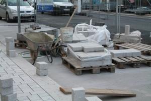 Pflasterarbeiten Herforder Straße (4)