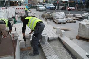 Pflasterarbeiten Herforder Straße (5)
