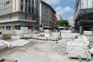 Pflasterfläche Übergang Bahnhofsstraße (1)