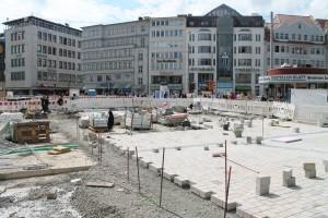 Pflasterfläche Übergang Bahnhofsstraße (2)
