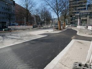 Radwege A-B-Straße (2)