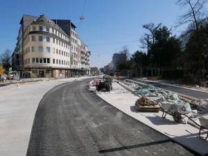 Radwege F-V-Straße (3)