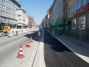 Radwege Herforder Straße (1)