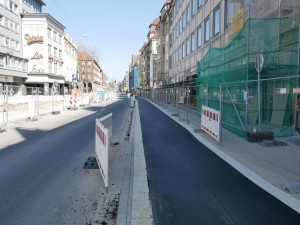 Radwege Herforder Straße (2)