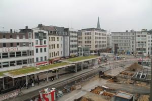 Schachtbauwerk und Fundamente (1)