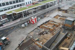 Schachtbauwerk und Fundamente (4)