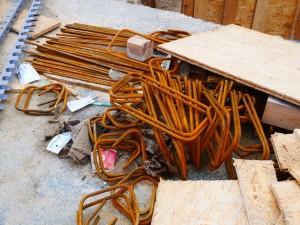 Schalungsarbeiten Lüftungsbauwerk (2)