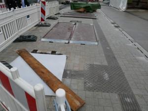 Verankerung von Stahlbauteilen für Haltestellendächer (3)