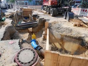 Verlegung Gasleitung (1)
